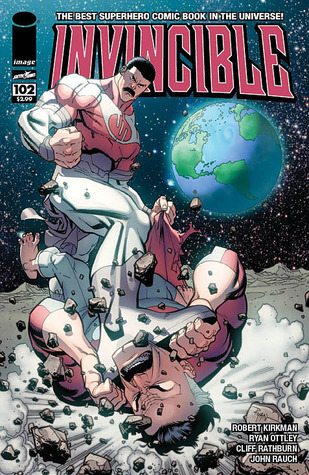 Invincible #102  by  Robert Kirkman