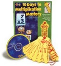 10 DAYS TO MULTIPLICATION MASTERY [Paperback]  by  Marian Stuart
