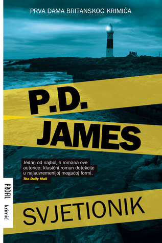 Svjetionik  by  P.D. James