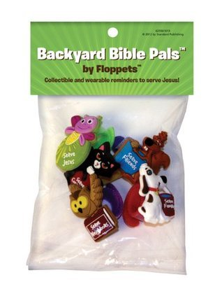 Backyard Bible Pals  by  Floppets by Standard Publishing