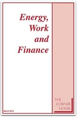 Energy,  Work and Finance  by  Larry Lohmann