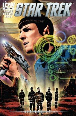 Star Trek #33  by  Mike Johnson