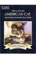 The Lang 2014 American Cat Monthly Pocket Planner Inc. Perfect Timing