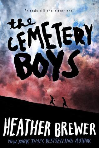 The Cemetery Boys Heather Brewer