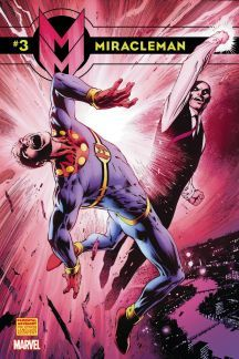 Miracleman #3  by  Alan Moore