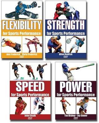 Sports Performance 4 DVD Package  by  Human Kinetics