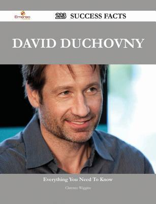 David Duchovny 223 Success Facts - Everything You Need to Know about David Duchovny Clarence Wiggins