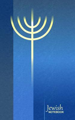 Jewish Notebook: Golden Temple Menorah ( Journal / Cuaderno / Portable / Gift )  by  Smart Bookx