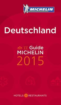 Michelin Guide Deutschland 2015 Michelin