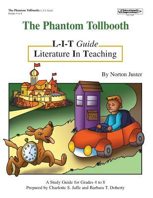 Phantom Tollbooth L-I-T Guide  by  Charlotte Jaffe
