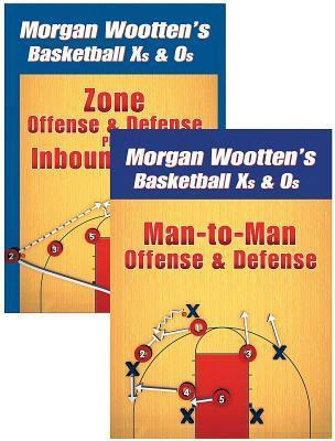 Morgan Woottens Basketball XS and OS 2 DVD Package Morgan Wooten