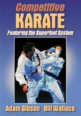 Competitive Karate Adam Gibson