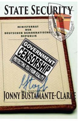 State Security Jonny Bustamante-Clarke