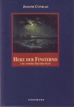 Herz der Finsternis und andere Erzählungen  by  Joseph Conrad