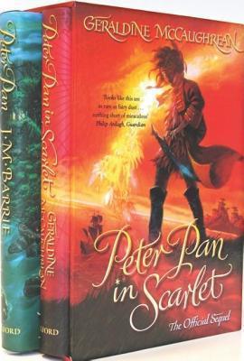 Peter Pan: With Peter Pan In Scarlet Geraldine McCaughrean