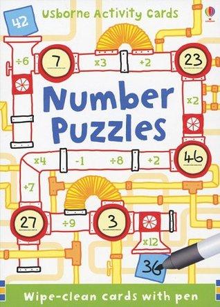 Number Puzzles Simon Tudhope