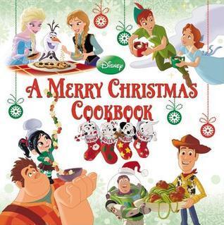 A Merry Christmas Cookbook Walt Disney Company
