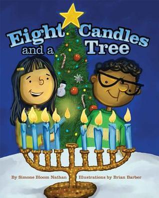 Eight Candles and a Tree Simone Nathan