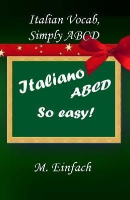 Italian Vocab, Simply ABCD M Einfach