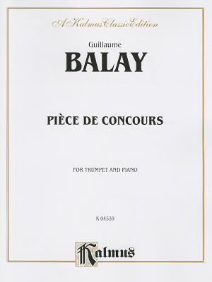 Piece de Concours: Part  by  Guillaume Balay