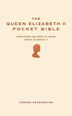 The Elizabeth II Pocket Bible Teresa Paddington