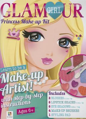 Glamour: Princess Make-Up Kit  by  Hinkler Books