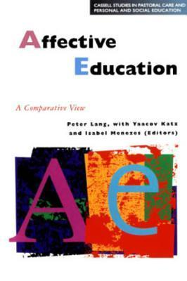 Affective Education in Europe  by  Peter Lang