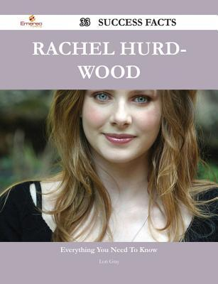 Rachel Hurd-Wood 33 Success Facts - Everything You Need to Know about Rachel Hurd-Wood  by  Lori Gray