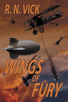 Wings of Fury  by  R. N. Vick