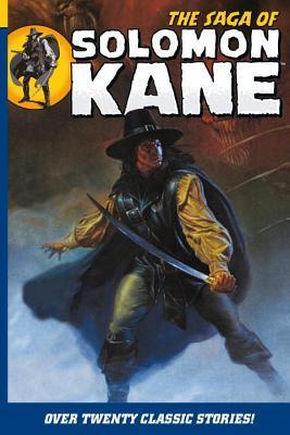 The Saga of Solomon Kane  by  Roy Thomas