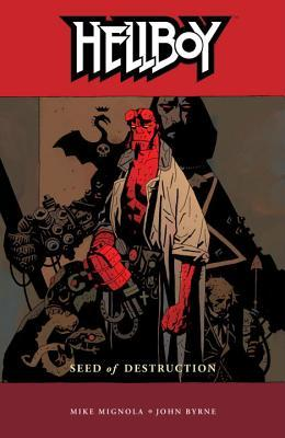 Abe Sapien, Vol. 7: The Secret Fire Mike Mignola