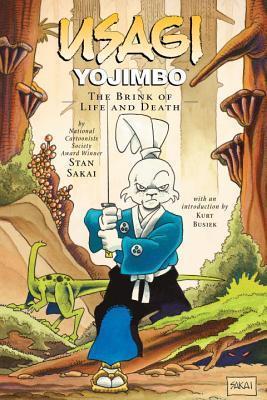 Usagi Yojimbo, Vol. 10: The Brink Of Life And Death  by  Stan Sakai