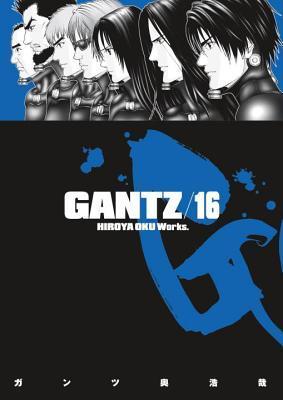 Gantz/16  by  Hiroya Oku
