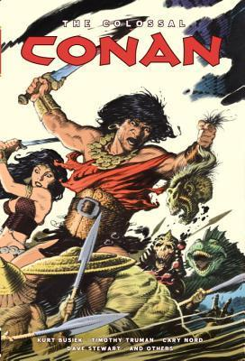 The Colossal Conan  by  Thomas Yeates