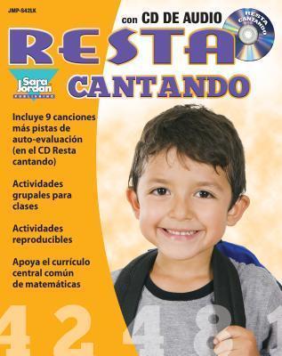 Resta Cantando, Resource/Lyrics Book with Audio CD  by  Gisem Suárez