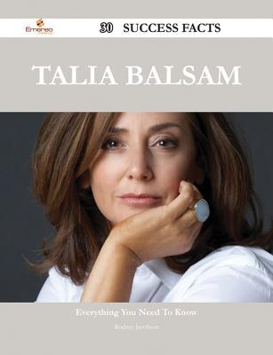 Talia Balsam 30 Success Facts - Everything You Need to Know about Talia Balsam Rodney Jacobson