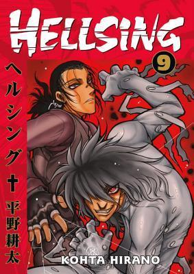 Hellsing, Vol. 09 (Hellsing, #9) Kohta Hirano