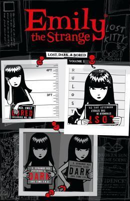 Emily The Strange: Lost, Dark, and Boring  by  Rob Reger