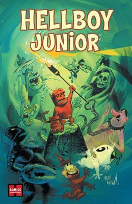 Hellboy Junior Bill Wray