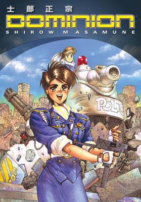 Dominion (4th edition)  by  Masamune Shirow