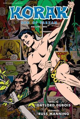 Korak, Son of Tarzan, Volume 2  by  Russ Manning