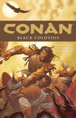 Conan, Vol. 8: Black Colossus  by  Timothy Truman