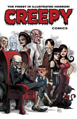 Creepy Comics Volume 1  by  Shawna Gore