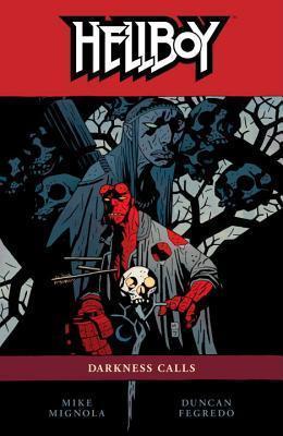 Hellboy, Vol. 8: Darkness Calls (Hellboy, #8)  by  Mike Mignola