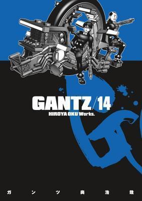 Gantz/14  by  Hiroya Oku