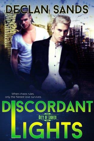 Discordant Lights  by  Declan Sands