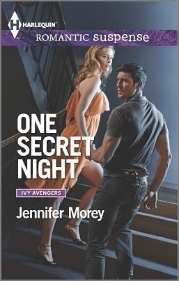 One Secret Night (Ivy Avengers, #3)  by  Jennifer Morey