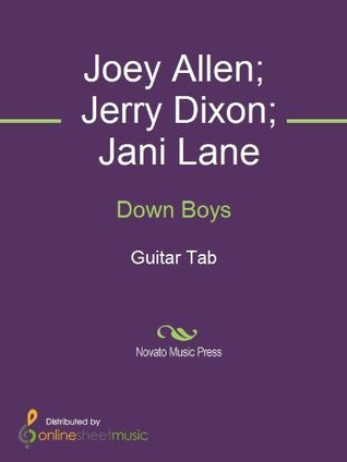 Down Boys  by  Joey  Allen