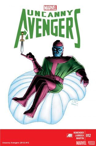 Uncanny Avengers #12  by  Rick Remender