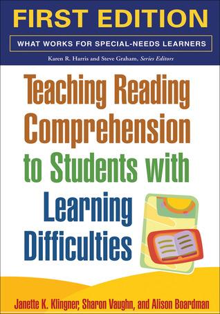 Now We Get It!: Boosting Comprehension with Collaborative Strategic Reading Janette K. Klingner